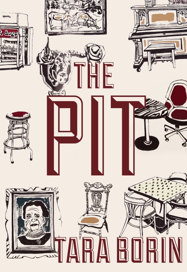 Cover of The Pit by Tara Borin